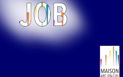 JOB : Un(e) Animateur/Animatrice – Chargé(e) de projets : Temps partiel 4/5