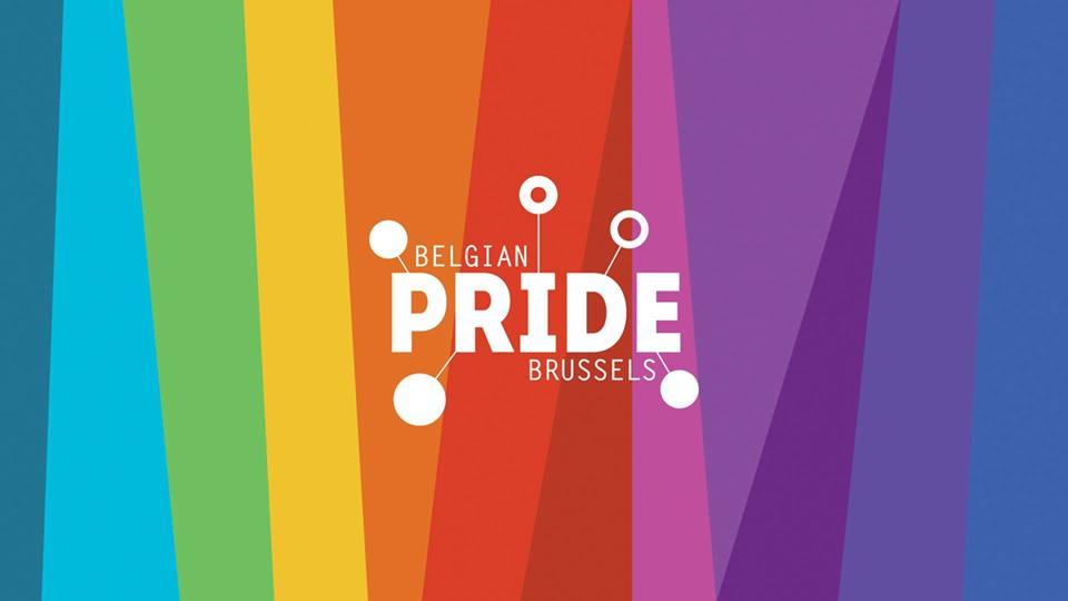 La MAC Bw à la Belgian Pride 2019