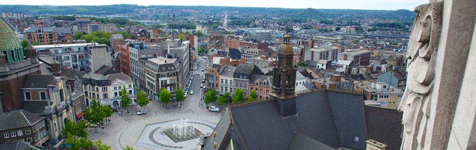 La Fête de l'Amour à Charleroi